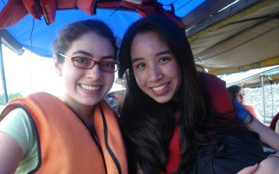 Alumnae Spotlight on Kathryn Chan & Mikaela Comella Class of 2009