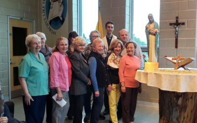 LCS receives a statue in honour of Sister Wilfreda